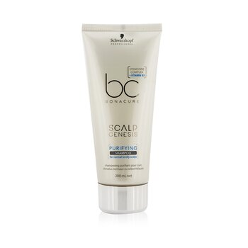 BC Bonacure Scalp Genesis Purifying Shampoo (For Normal to Oily Scalps) (200ml/6.7oz)