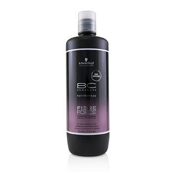 BC Bonacure Fibre Force Fortifying Shampoo (For Over-Processed Hair) (1000ml/33.8oz)