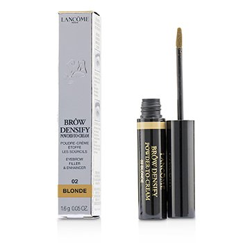 Brow Densify Powder To Cream - # 02 Blonde (1.6g/0.05oz)