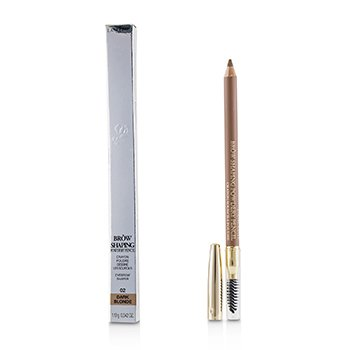 Brow Shaping Powdery Pencil - # 02 Dark Blonde (1.19g/0.042oz)