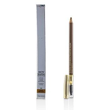 Brow Shaping Powdery Pencil - # 03 Light Brown (1.19g/0.042oz)