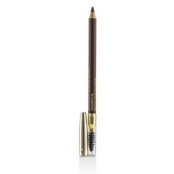 Brow Shaping Powdery Pencil - # 05 Chestnut (1.19g/0.042oz)