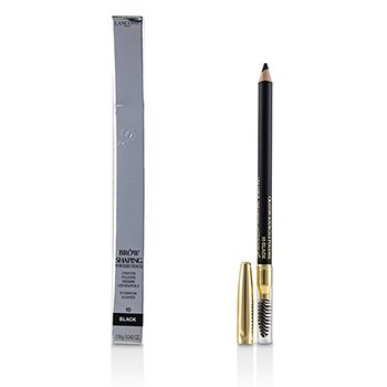 Brow Shaping Powdery Pencil - # 10 Black (1.19g/0.042oz)