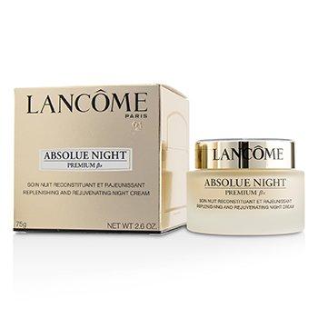 Absolue Night Premium Bx Replenishing And Rejuvenating Night Cream (US Version) (75g/2.6oz)