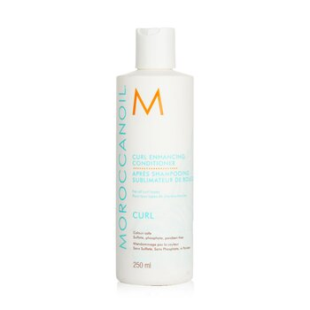 Moroccanoil 摩洛哥優油 Curl Enhancing Conditioner (For All Curl Types) 250ml/8.5oz - 捲髮及波浪髮型潤髮乳