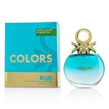 Colors Blue Eau De Toilette Spray (80ml/2.7oz)