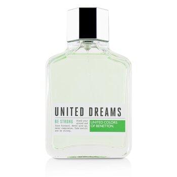 United Dreams Be Strong Eau De Toilette Spray (200ml/6.7oz)