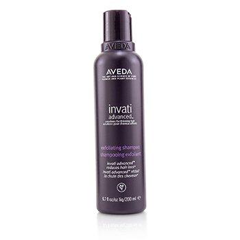 Invati Advanced Exfoliating Shampoo - Solutions For Thinning Hair, Reduces Hair Loss (200ml/6.7oz)