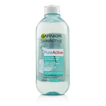 SkinActive PureActive Micellair Water - For Sensitive Skin (400ml/13.3oz)