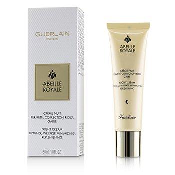 Abeille Royale Night Cream - Firming, Wrinkle Minimizing, Replenishing (30ml/1oz)