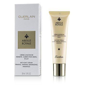 Abeille Royale Rich Day Cream - Firming, Wrinkle Minimizing, Radiance (30ml/1oz)