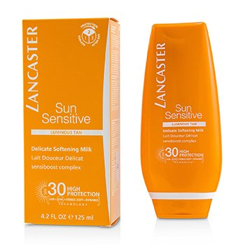 Sun Sensitive Delicate Softening Milk For Body SPF30 (125ml/4.2oz)