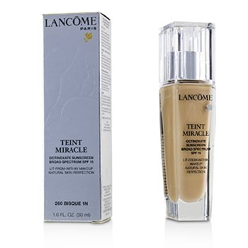 Teint Miracle Natural Skin Perfection SPF 15 - # Bisque 1N (US Version) (30ml/1oz)
