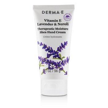 Vitamin E Lavender & Neroli Therapeutic Moisture Shea Hand Cream (56g/2oz)