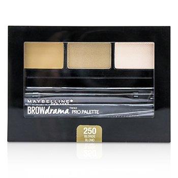 Brow Drama Pro Palette - # 250 blonde (2.8g/0.1oz)