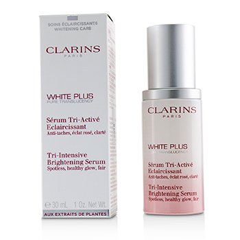 White Plus Pure Translucency Tri-Intensive Brightening Serum (30ml/1oz)