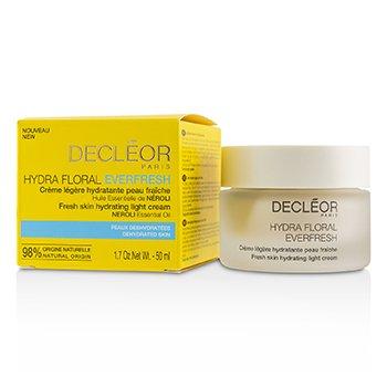 Hydra Floral Everfresh Fresh Skin Hydrating Light Cream - For Dehydrated Skin (50ml/1.7oz)