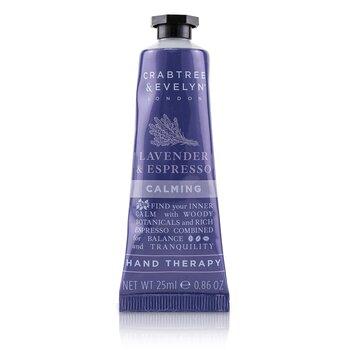 Lavender & Espresso Calming Hand Therapy (25ml/0.86oz)