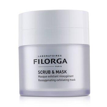 Scrub & Mask Reoxygenating Exfoliating Mask (55ml/1.86oz)