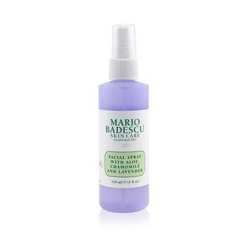 Facial Spray With Aloe, Chamomile & Lavender (118ml/4oz)