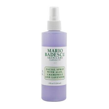 Facial Spray With Aloe, Chamomile & Lavender (236ml/8oz)