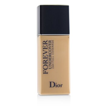Diorskin Forever Undercover 24H Wear Full Coverage Water Based Foundation - # 020 Light Beige (40ml/1.3oz)