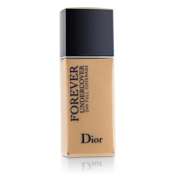 Diorskin Forever Undercover 24H Wear Full Coverage Water Based Foundation - # 022 Cameo (40ml/1.3oz)