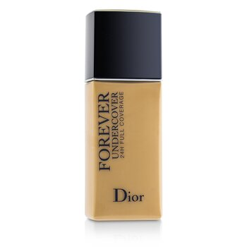 Diorskin Forever Undercover 24H Wear Full Coverage Water Based Foundation - # 025 Soft Beige (40ml/1.3oz)