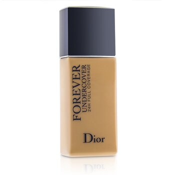 Diorskin Forever Undercover 24H Wear Full Coverage Water Based Foundation - # 030 Medium Beige (40ml/1.3oz)