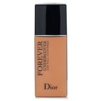 Diorskin Forever Undercover 24H Wear Full Coverage Water Based Foundation - # 040 Honey Beige (40ml/1.3oz)