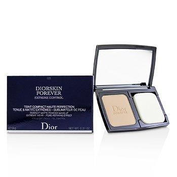 Diorskin Forever Extreme Control Perfect Matte Powder Makeup SPF 20 - # 025 Soft Beige (9g/0.31oz)