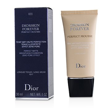 Diorskin Forever Perfect Mousse Foundation - # 020 Light Beige (30ml/1oz)