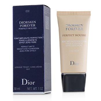 Diorskin Forever Perfect Mousse Foundation - # 030 Medium Beige (30ml/1oz)