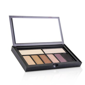 Cover Shot Eye Palette - # Matte (7.8g/0.27ooz)