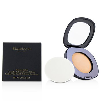 Flawless Finish Everyday Perfection Bouncy Makeup - # 08 Golden Honey (9g/0.31oz)