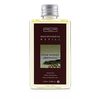 The Candle Company (Carroll & Chan) 擴香瓶補充罐-石洗浮木 Reed Diffuser Refill -Stone-Washed Driftwood 100ml/3
