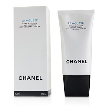 La Mousse Anti-Pollution Cleansing Cream-To-Foam (150ml/5oz)