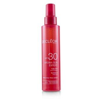 Aroma Sun Expert Summer Oil For Body & Hair SPF 30 (150ml/5oz)