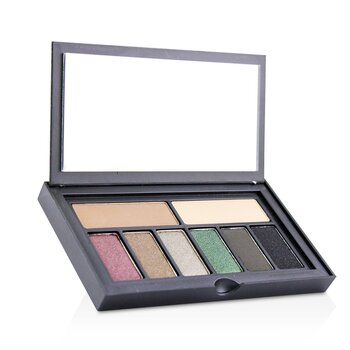 Cover Shot Eye Palette - # Smoky (7.8g/0.27oz)