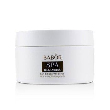 Babor SPA Balancing Salt & Sugar Oil Scrub (200ml/6.7oz)