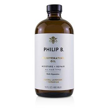 Rejuvenating Oil (Moisture + Repair - All Hair Types) (480ml/16oz)