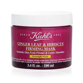 Ginger Leaf & Hibiscus Firming Mask (100ml/3.4oz)