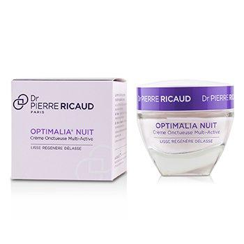 Optimalia Nuit Velvet Smooth Multi-Active Night Cream (40ml/1.3oz)
