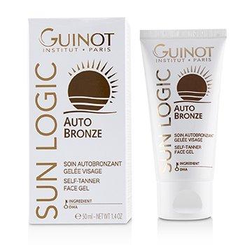Sun Logic Auto Bronze Self-Tanner Face Gel (50ml/1.4oz)