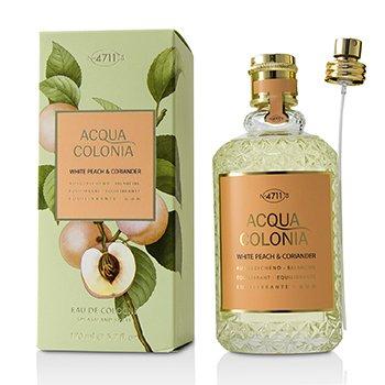 Acqua Colonia White Peach & Coriander Eau De Cologne Spray (170ml/5.7oz)