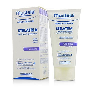Stelatria Protective Cleansing Gel - For Irritated Skin (Exp. Date 12/2018) (150ml/5oz)