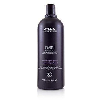 Invati Advanced Exfoliating Shampoo - Solutions For Thinning Hair, Reduces Hair Loss (1000ml/33.8oz)