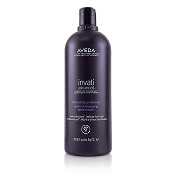 Invati Advanced Thickening Conditioner - Solutions For Thinning Hair, Reduces Hair Loss (1000ml/33.8oz)