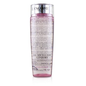 Eau Micellaire Confort Hydrating & Soothing Micellar Water - For Dry Skin (200ml/6.7oz)