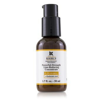 Dermatologist Solutions Powerful-Strength Line-Reducing Concentrate (With 12.5% Vitamin C + Hyaluronic Acid) (50ml/1.7oz)